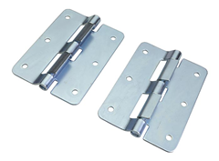 Hook-over Hinge With Screws Pack Of 2