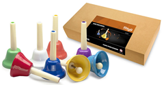 8 Note Hand Bell Set