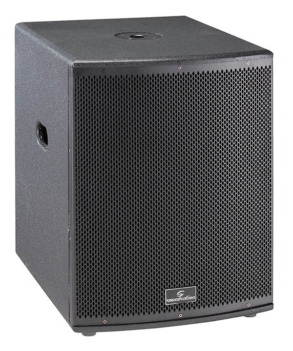 Soundsation Hyper 15A Active Subwoofer 1