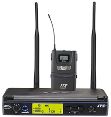 JTS Single Channel Belt Pack Wireless