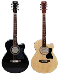 Electro-Acoustic Guitar Set with 20W Amp