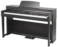 88 Key Upright Cabinet Style Digital P