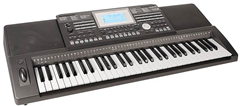 61 Key Lightweight Electronic Keyboard