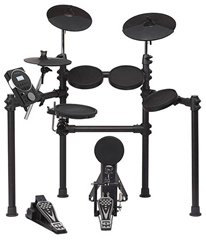 Electronic Drumkit with Dual Zone Snare