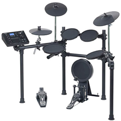 Electronic Drumkit with Mesh Heads
