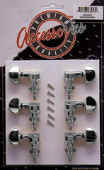Electric and Folk Guitar Machine Heads