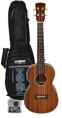 Tenor Ukulele, Gig Bag and Tuner by%