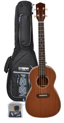 Baratone Ukulele, Gig Bag and Tuner