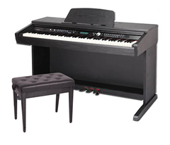 K029K Piano and Bench
