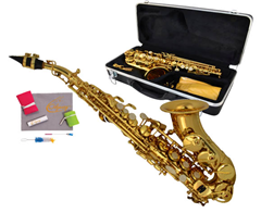 Saxophone 2 and Bag