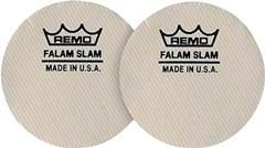 Remo 4 Falam Slam Patch - Pair
