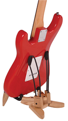 Kinsman Wooden Electric Guitar Stand