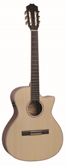 Stage Classic Thinline Cutaway Acoustic