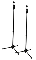 Quick Release Microphone Stand - Set o