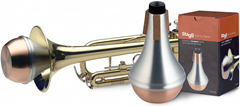 Straight Practice Mute for Trumpet