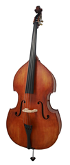 Virtuoso Pro 3/4 Double Bass with Soli