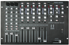 Hill Audio PSM4530 8 Channel Mixer