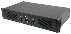 Power Amplifier 2 x 240W