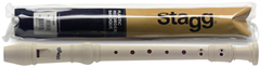 Stagg ABS Baroque Fingering Recorder