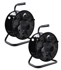 Cobra Empty Cable Reel - Pack of 2