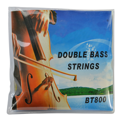 Double Bass String Set Nickel Chromium%2