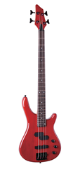 Electric Bass With Neck & Bridge Pic