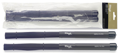 Stagg Nylon Brushes with Rubber Handle