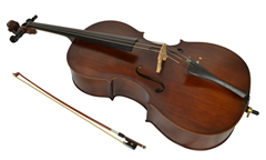 Student Cello 1/4 Sizewith Softcase by%2