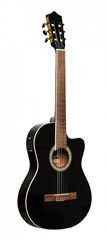 Cutaway Acoustic Electric Classical Guitar