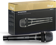 Stagg SDMP30 Dynamic Microphone and Cabl