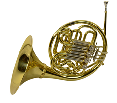 4-Key Double French Horn