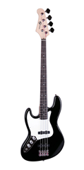 Left Hand Electric Bass With Neck &%