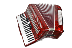 Piano Accordion 120 Bass 41 Keys