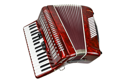 Piano Accordion 72 Bass 34 Keys