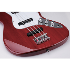 Electric Bass With P-Style Pick-up