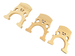Double Bass Bridge -  Range of Sizes