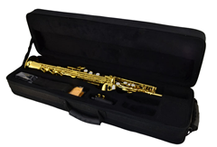 Alto Saxohone Lacquered Brass