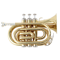Pocket Trumpet Bb