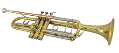 Bach Style Trumpet With Case