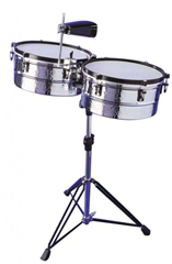 Timbale Drum Set