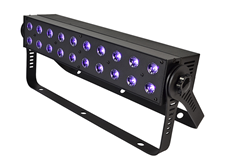 DMX LED UV Bar -  20 x 3 Watt