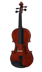 1/16 Virtuoso Student Violin with case%2