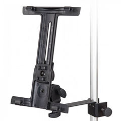Tablet Holder for Music & Mic Stands