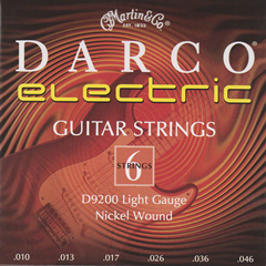Martin D9200 Darco Nickel Electric Guita