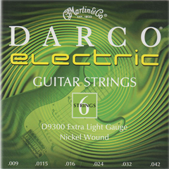 Martin D9300 Darco Nickel Electric Guita