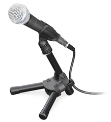 Desk Or Floor Mic Stand