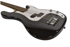 Bryce Electric Bass Guitar and Amp Set
