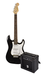 Bryce Electric Guitar and Amp Set