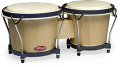 "Stagg 6"" and 7"" Bongo"