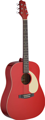 Stagg SA30 Dreadnought Acoustic Guitar R